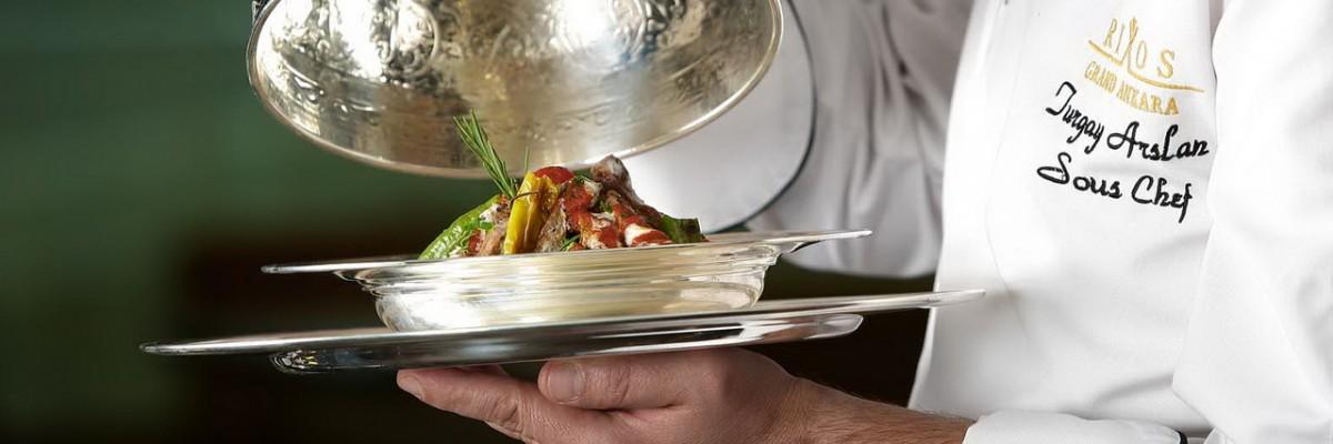 Rixos Grand Ankara Food